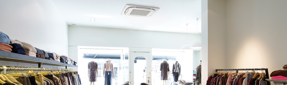 Retail Air Conditioning Worcestershire
